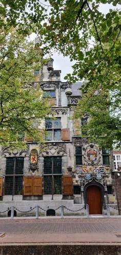 delft old home