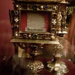 piece of cloth from the Last Supper