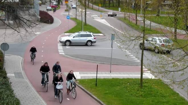 bike path nl
